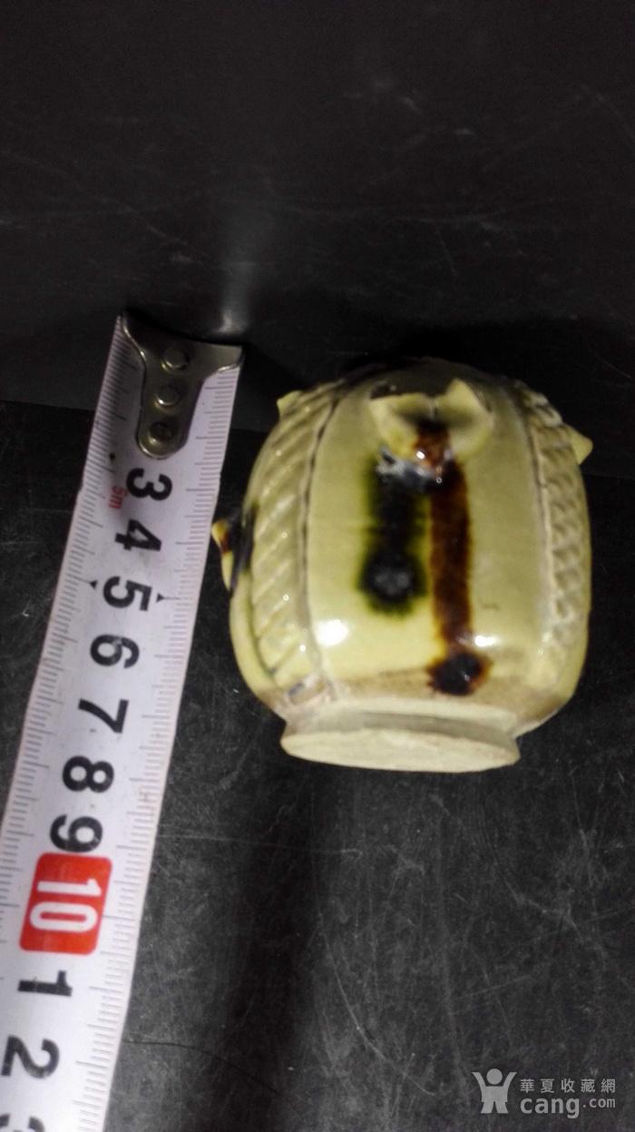长沙窑小件。图7
