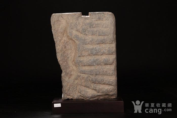 公元1 3世纪健陀罗石雕组像图2