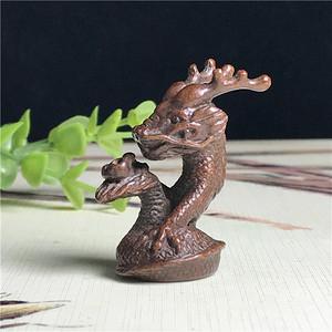 日本回流  铜器   飞龙