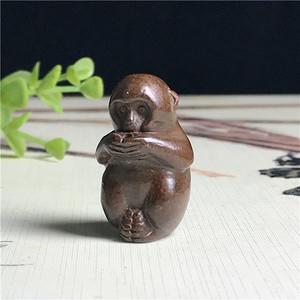 日本回流  铜器  小猴