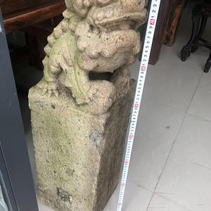 清代石雕摆件