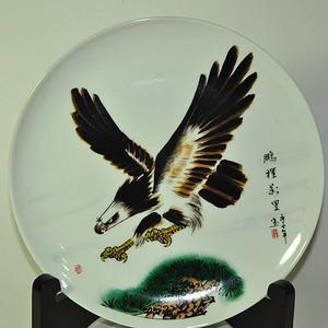 景德镇手绘瓷赏盘