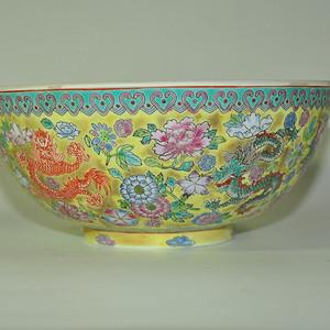 出口创汇薄胎瓷碗