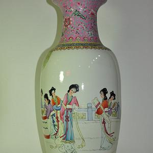 62厘米高567精品大瓷瓶