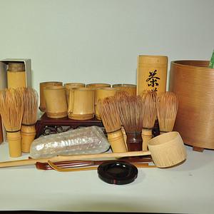 日本茶道用具一批