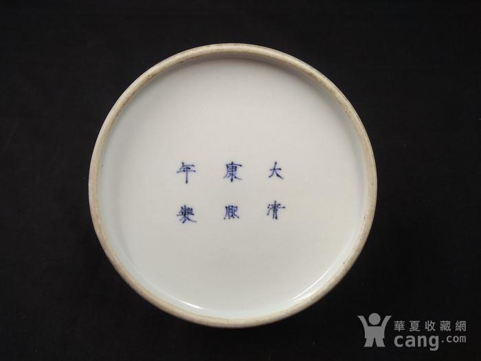 收藏级 团龙纹豇豆红太白尊图6