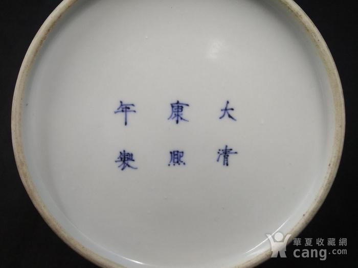 收藏级 团龙纹豇豆红太白尊图7