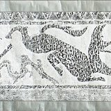 汉代画像石拓片