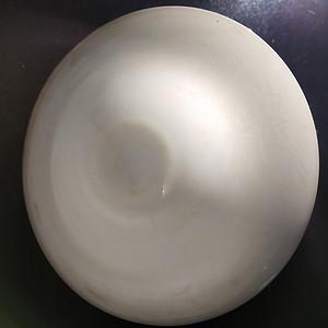 日本回流 龙纹白瓷杯