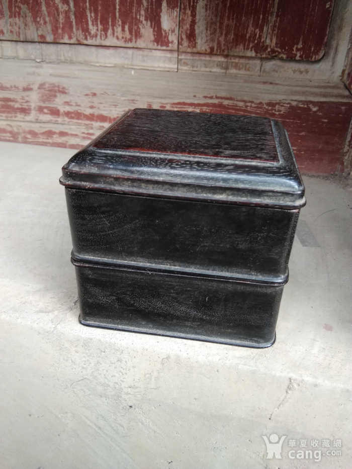 木雕盒子图3