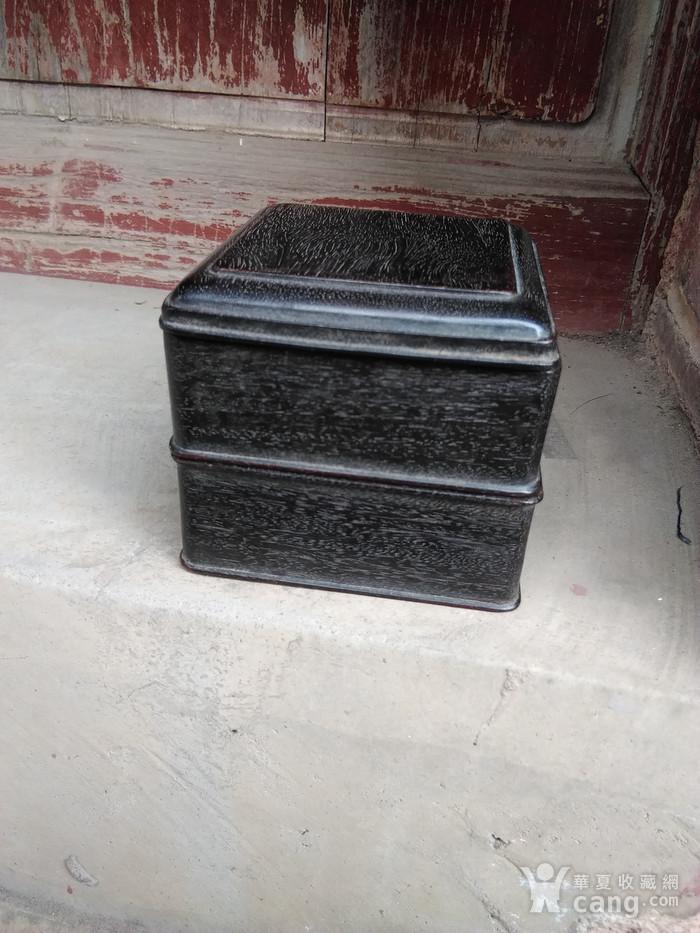 木雕盒子图2