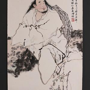 林峥明,作品2,老子图