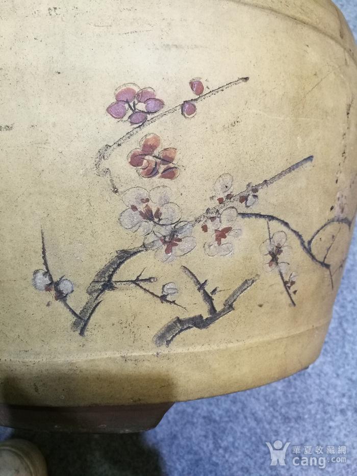 七八十年代 紫砂花盆图8