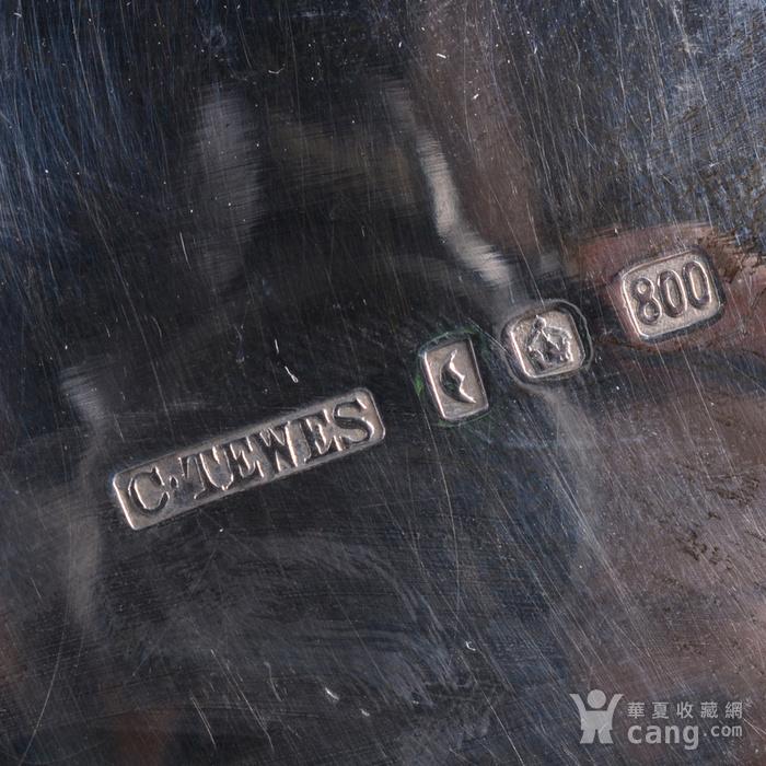 800银 欧式老茶具一套图8