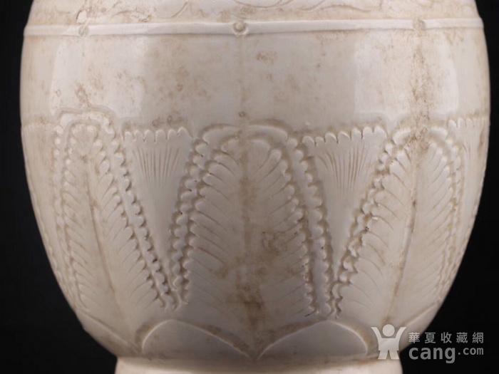 旧藏北宋定瓷长颈瓶图4