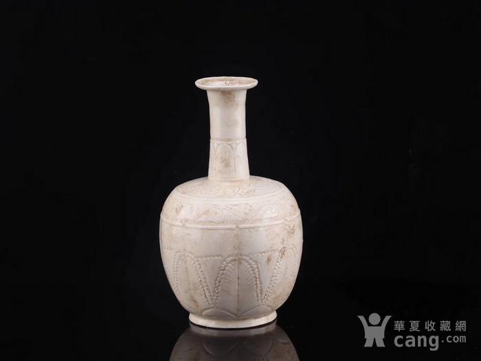 旧藏北宋定瓷长颈瓶图8