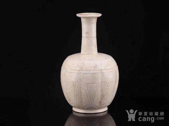 旧藏北宋定瓷长颈瓶图9