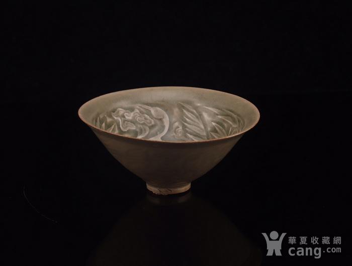 老耀州瓷青釉盏图6