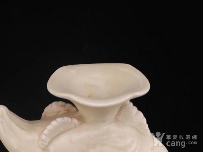 旧藏北宋定瓷鸡嘴壶图4