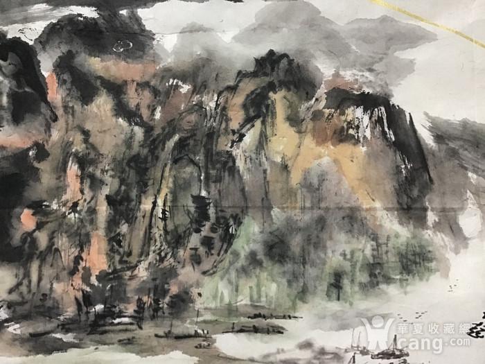 罗文华山水画图3