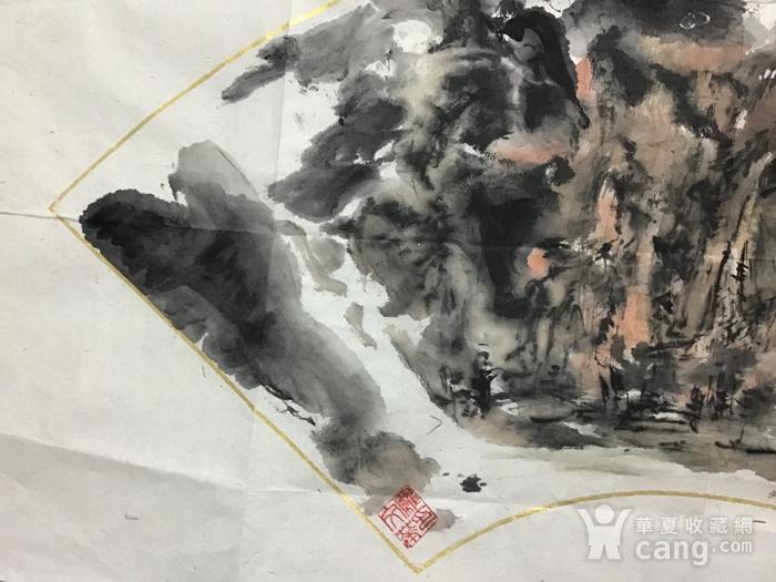 罗文华山水画图4