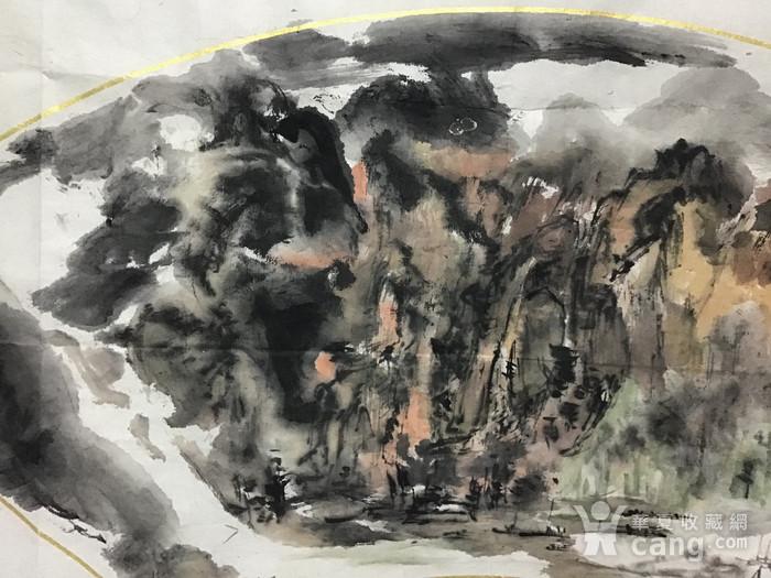 罗文华山水画图5