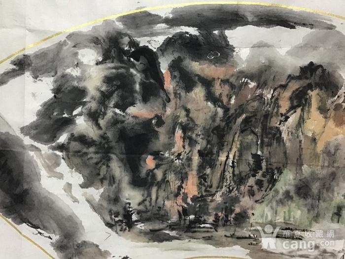 罗文华山水画图6