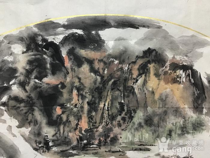 罗文华山水画图7