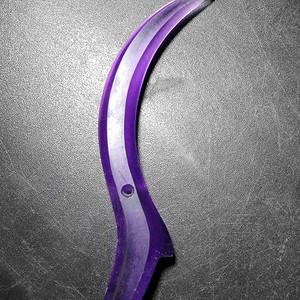 少见紫水晶件。