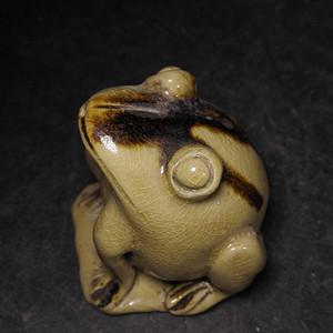 长沙窑青蛙