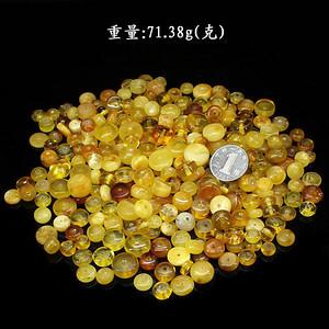天然蜜蜡配珠7138