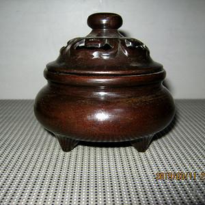 日本回流铜炉