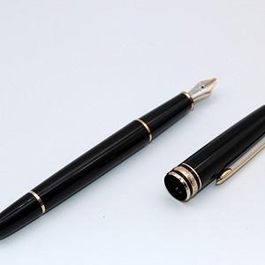136万宝龙Montblanc大师系列金尖钢笔Meisterst  252 ck