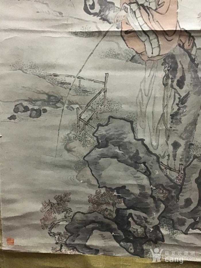 清代费丹旭仕女图图5