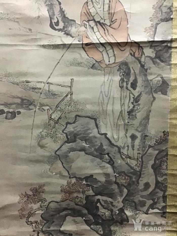 清代费丹旭仕女图图6