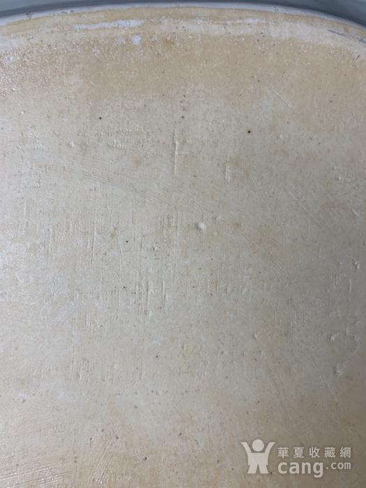 乾隆 青花山水纹方盘图10