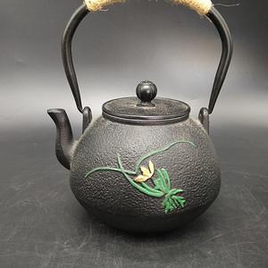 联盟 日本精品铁质煮茶壶